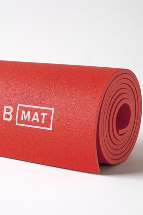 B YOGA // B MAT TRAVELLER -  2mm - SUNRISE RED