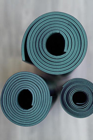 B YOGA // B MAT STRONG -  6mm - OCEAN GREEN