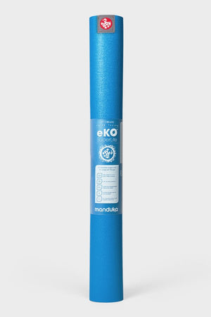 MANDUKA // EKO SUPERLITE TRAVEL YOGA MAT - 1kg - DRESDEN BLUE