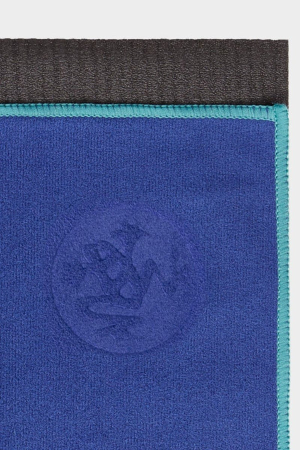 MANDUKA // eQUA HAND YOGA TOWEL - NEW MOON