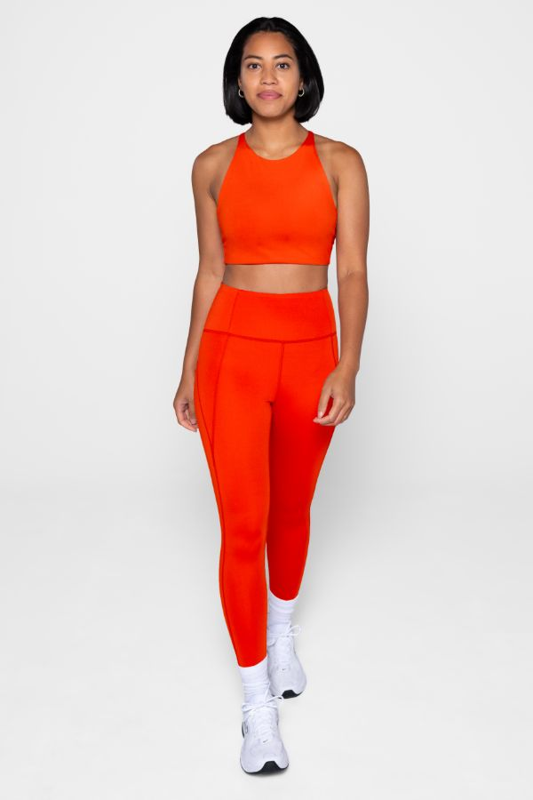 GIRLFRIEND COLLECTIVE // COMPRESSIVE HIGH RISE LEGGING - DAYBREAK
