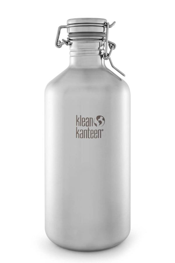 SEA YOGI // Growler 2 litre insulated bottle from Klean Kanteen, shot