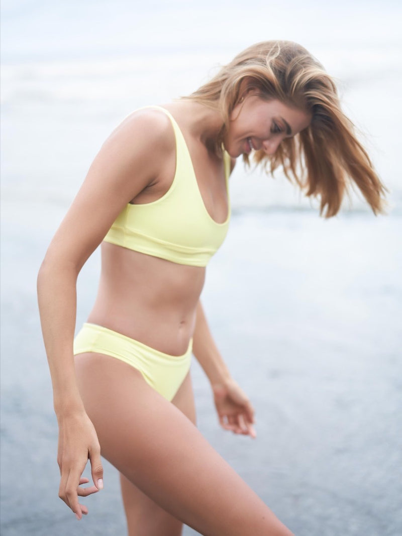 SEA YOGI // Sustainable and comfortable Siren bottoms by Little Pandanus, right