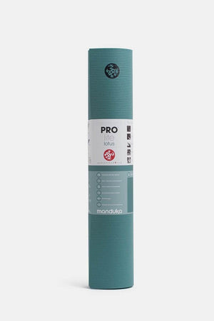 SEA YOGI // Lotus Prolite Yoga mat in 5mm by Manduka, Online Yoga Shop, standing