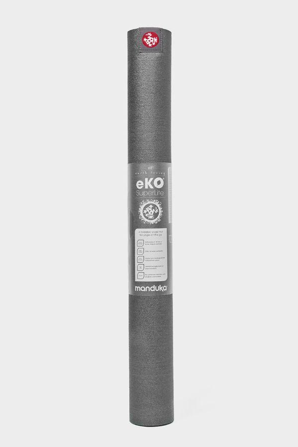 MANDUKA // EKO SUPERLITE TRAVEL YOGA MAT - 1kg - STORM