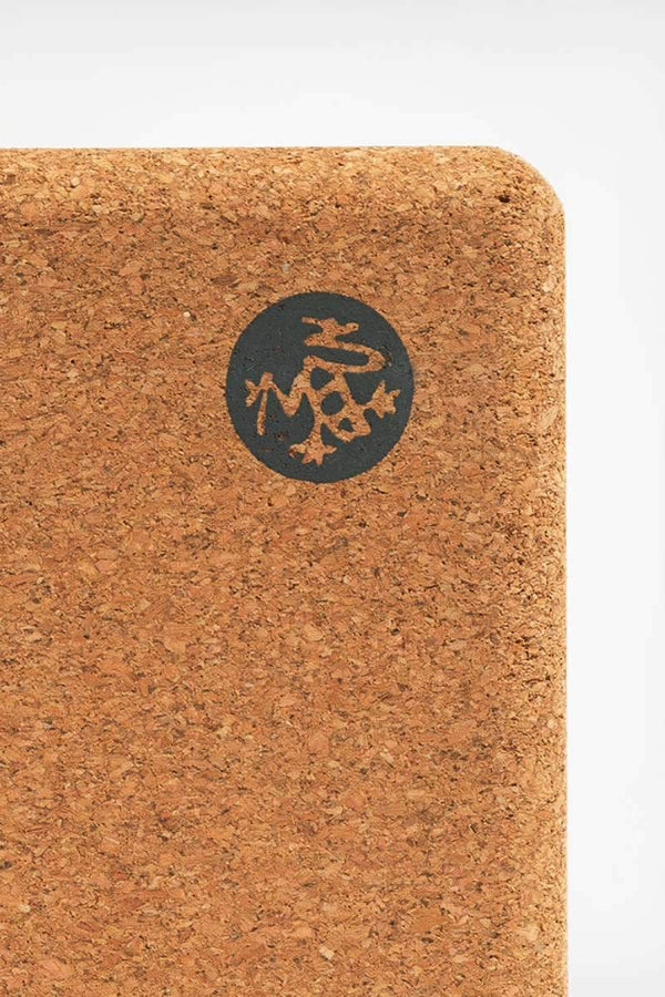 MANDUKA // CORK YOGA BLOCK