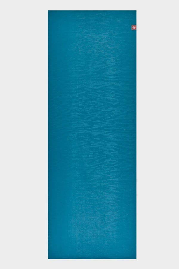 SEA YOGI // Bondi Blue Ekolite Yoga mat in 4mm by Manduka, full