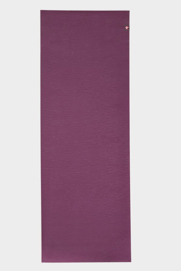 SEA YOGI // Acai Midnight Eko Yoga mat in 4mm by Manduka, full