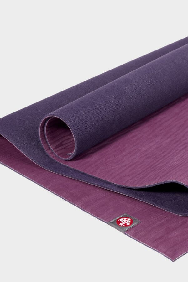 SEA YOGI // Acai Midnight Eko Yoga mat in 4mm by Manduka, zoom