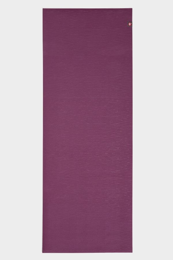 SEA YOGI // Acai Midnight Eko Yoga mat in 5mm by Manduka, full