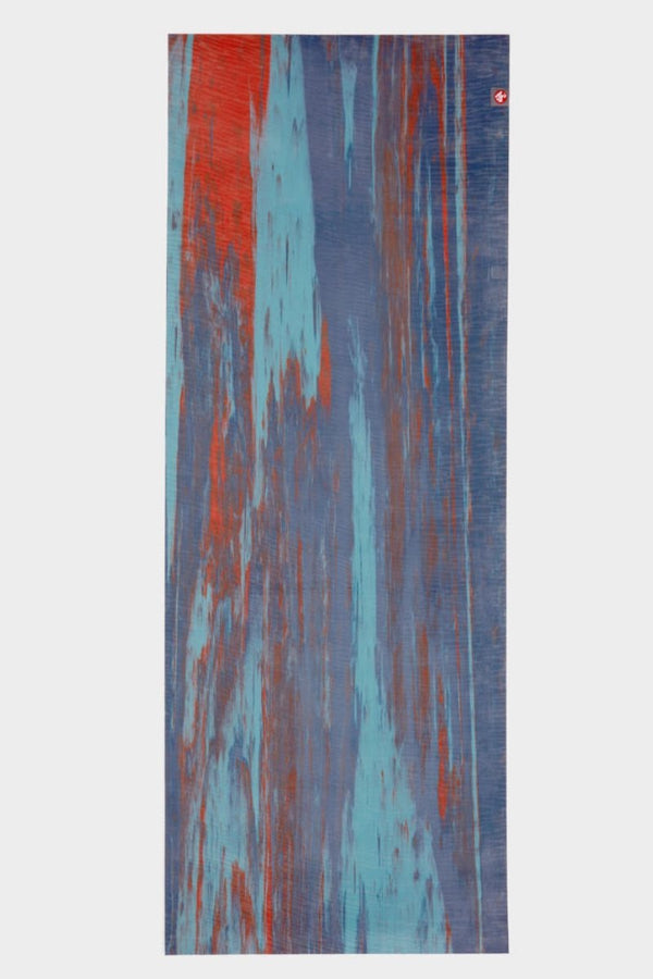 SEA YOGI // Plume Agate Eko Yoga yoga mat in 5mm by Manduka, spread