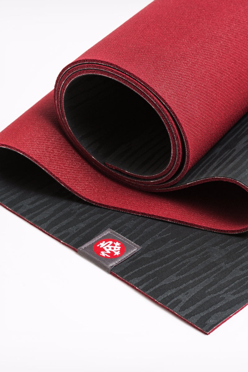 MANDUKA // eKO LITE YOGA MAT - 4mm - BLACK PORT