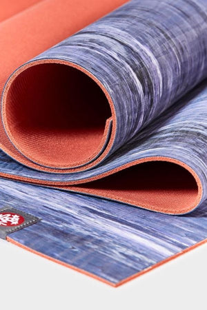 MANDUKA // eKO LITE YOGA MAT - 4mm - HYACINTH MARBLED