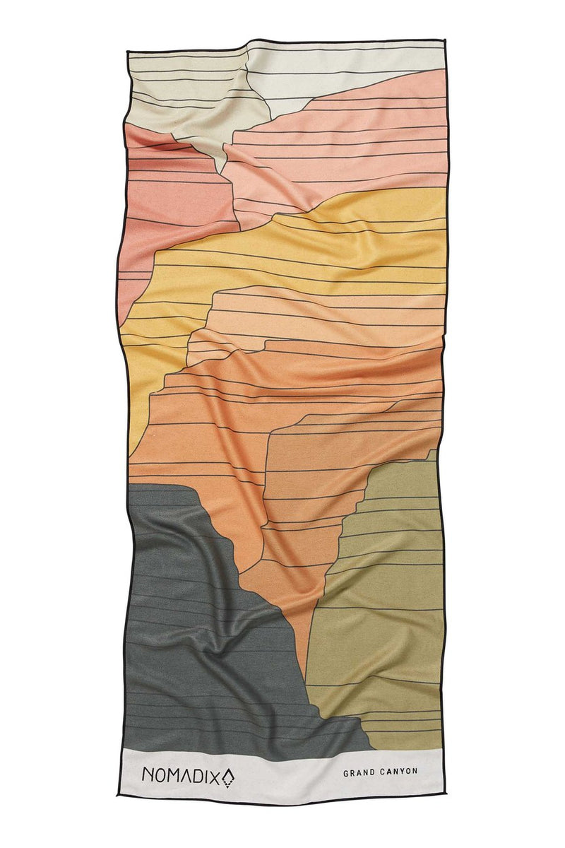 NOMADIX // YOGA TOWEL - GRAND CANYON