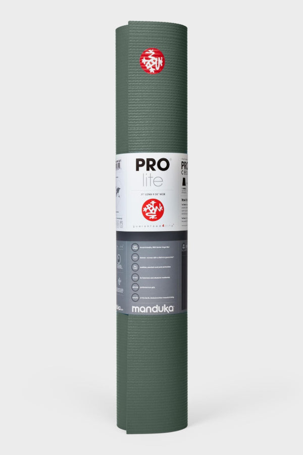 MANDUKA // PROLITE YOGA MAT - 5mm - BLACK SAGE