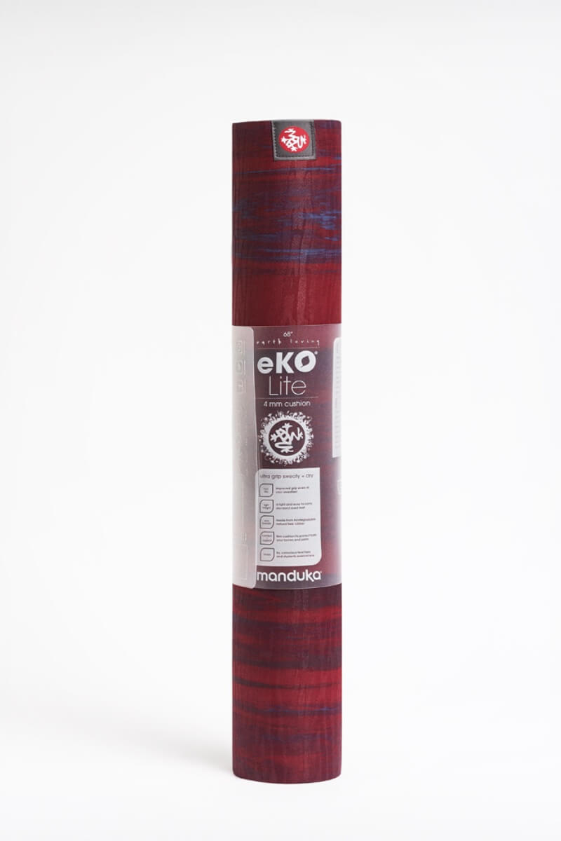SEA YOGI // Resound eKO Lite yoga mat in 4mm by Manduka, Online Yoga Shop, standing