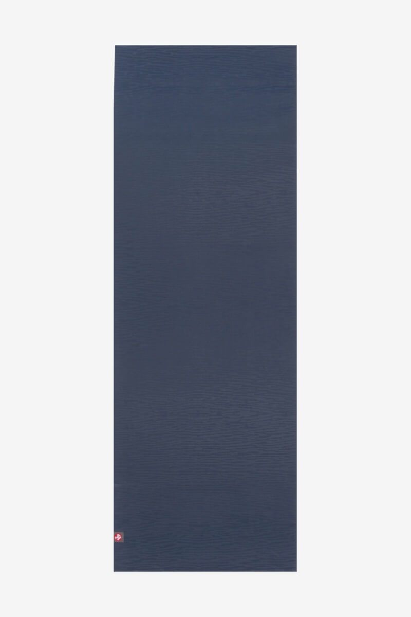 SEA YOGI // Midnight Eko Yoga yoga mat in 5mm by Manduka, spread out