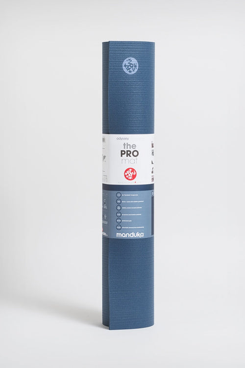 SEA YOGI // PRO Mat in Odyssey by Manduka, Online Yoga Shop, standing