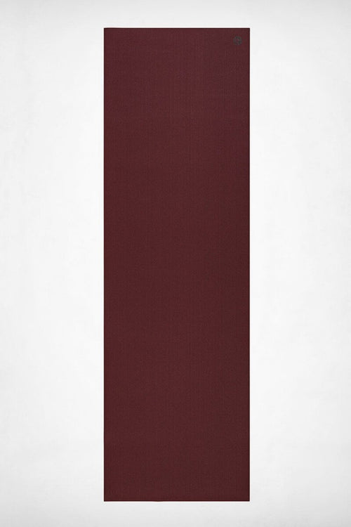 SEA YOGI // Verve Pro Yoga Mat, 6mm thick by Manduka, spread out