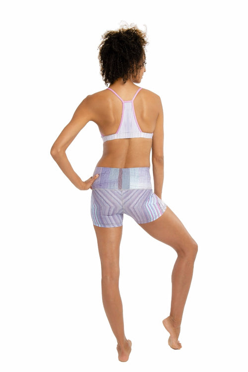 SEA YOGI // Zulu Flirt Short by Niyama Sol, Yoga Boutique online, back