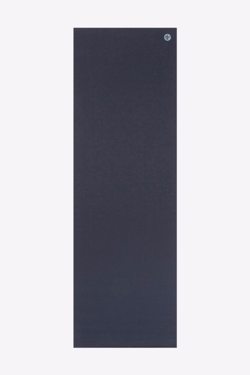 SEA YOGI // eKO Superlite yoga mat in Midnight style, only 1kg in weight by Manduka, spread out image