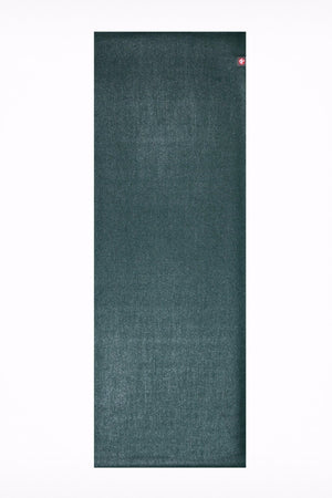 SEA YOGI // eKO Superlite yoga mat in Thrive style, only 1kg in weight by Manduka, spread out image