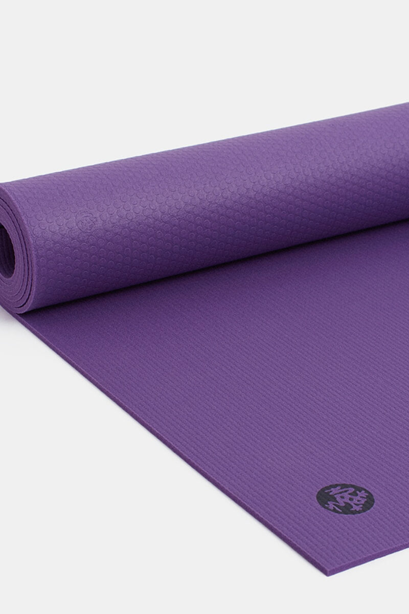 SEA YOGI Intuition PROLite Yoga Mat from Manduka - rolled up - purple - Online Yoga shop from Europe
