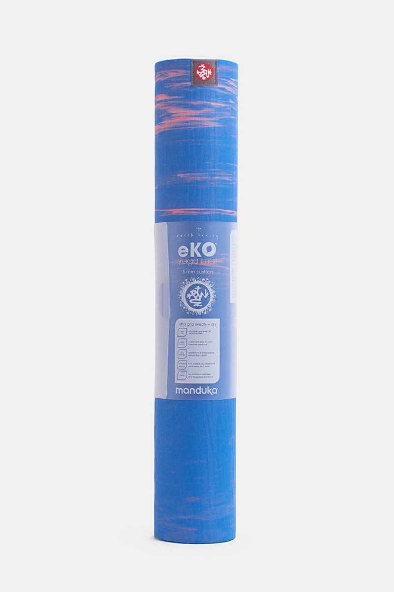 SEA YOGI Reef eKO Yoga Mat from Manduka - rolled up - Online Yoga shop from Europe