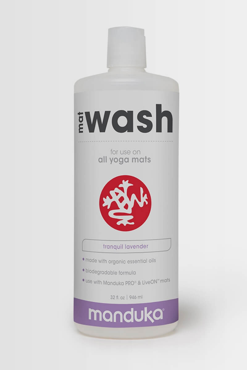 MANDUKA // MAT WASH SPRAY - 946ml - LAVENDER