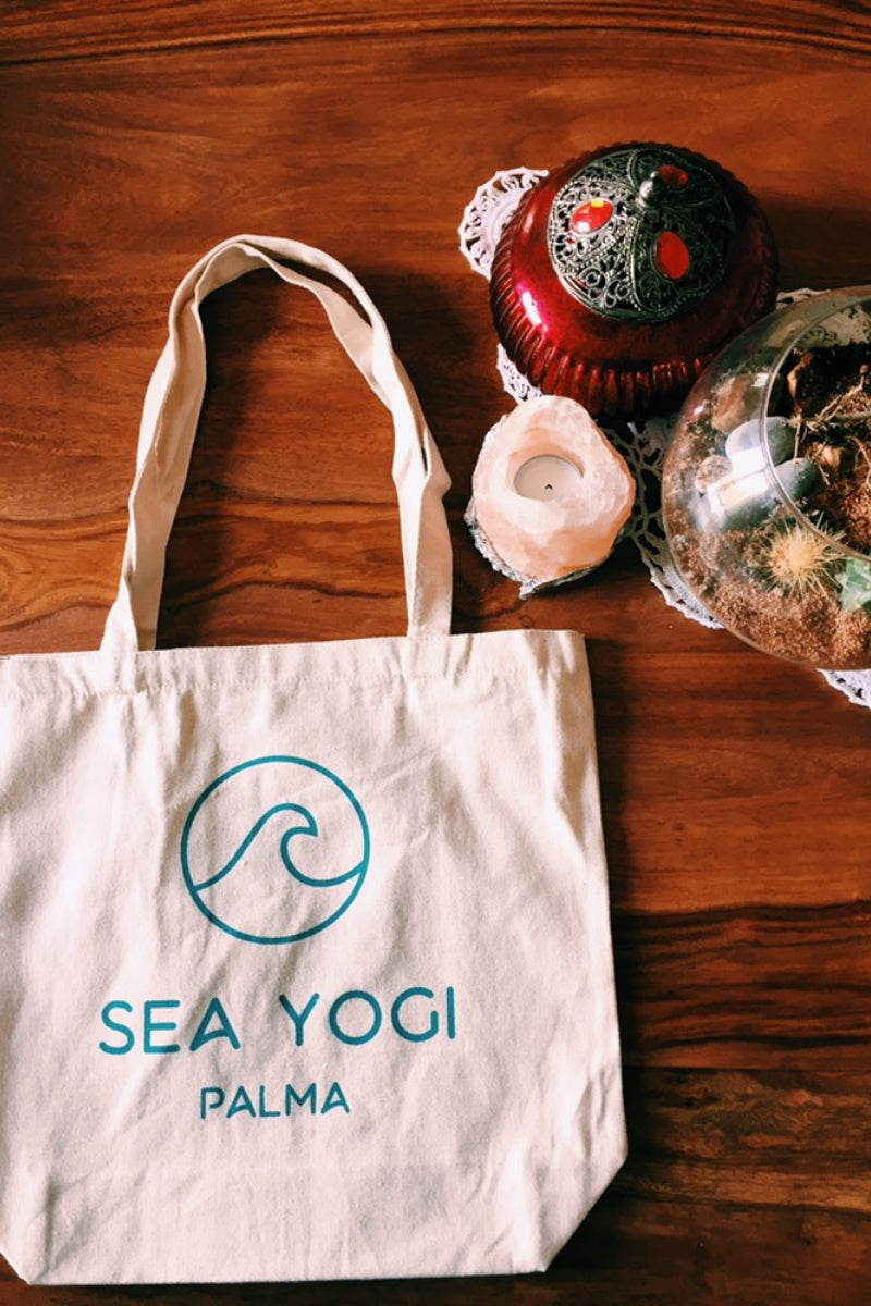 Sea Yogi Tote bag - plastic free world