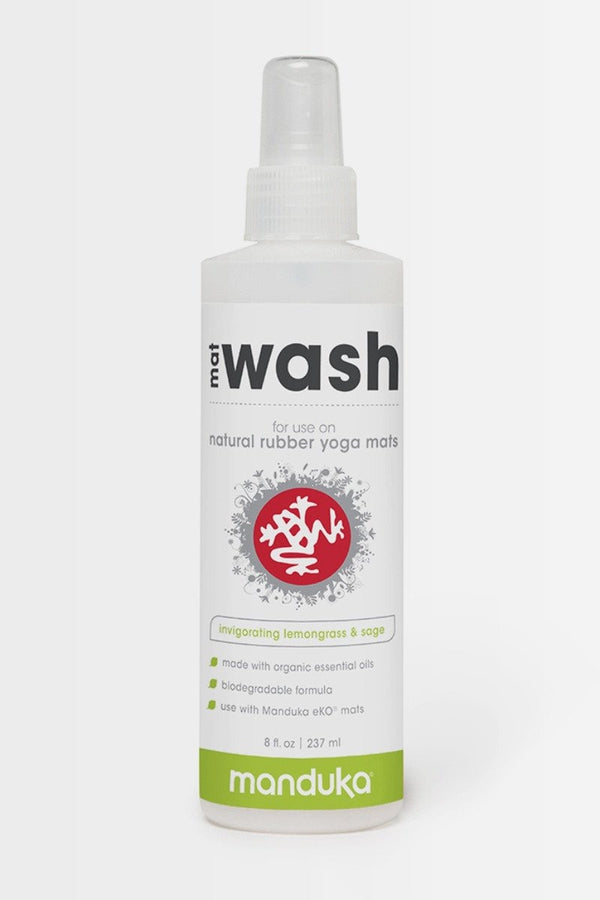 Manduka mat spray wash with Lemongrass and Sage essential oils - SEA YOGI