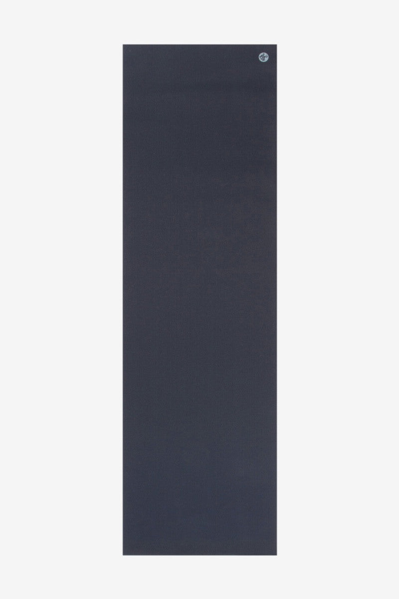 Manduka Prolite 5mm mat in midnight style, spread out