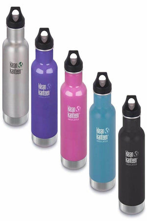 KLEAN KANTEEN // INSULATED BOTTLE 24hr COLD - SEA CREST