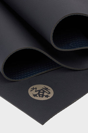 MANDUKA // GRP HOT YOGA MAT - 4mm - MIDNIGHT BLUE