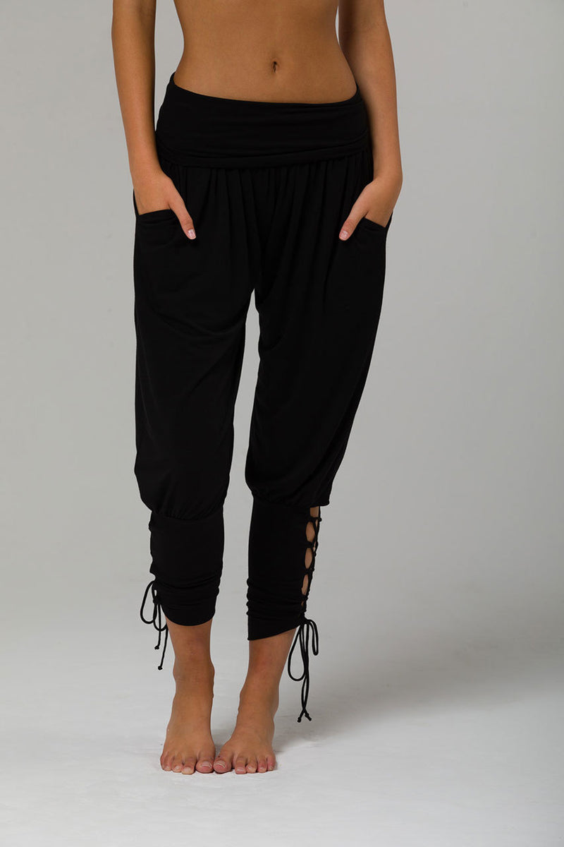 ONZIE // BURNER PANT - BLACK