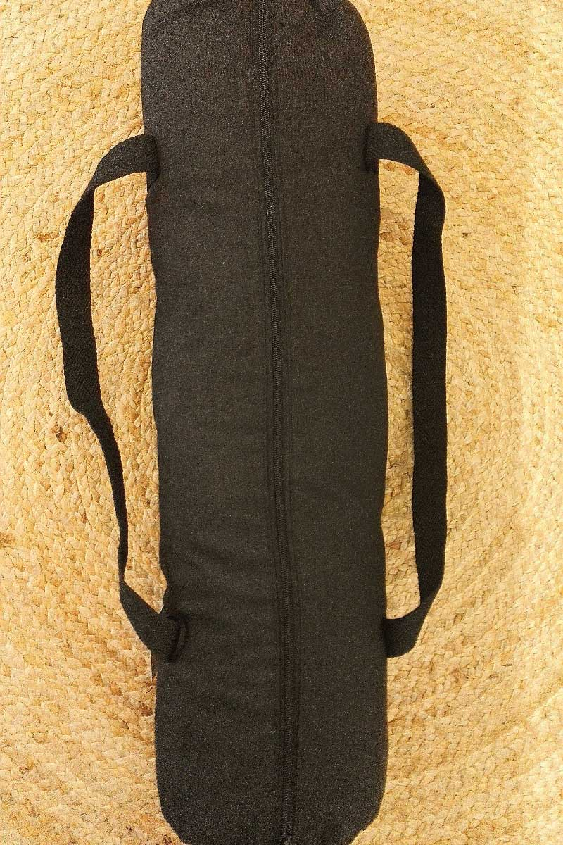 NINA ADAMS // YOGA BAG - BLACK