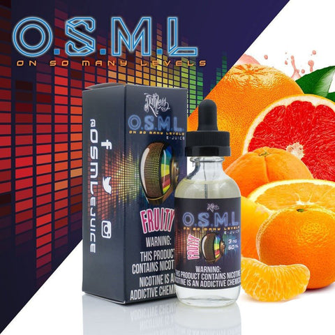 OSML Fruity 60ml