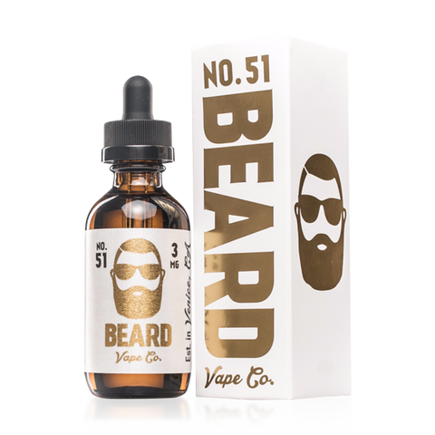 Beard No 51 CUSTARD 60ml