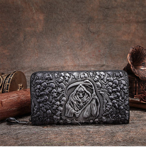 Reaper Genuine Leather Wallet