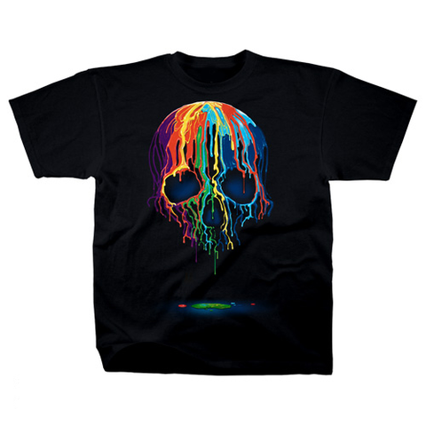 Color Skull of Wax