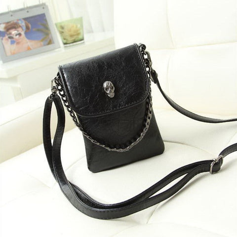 Messenger Skull Purse