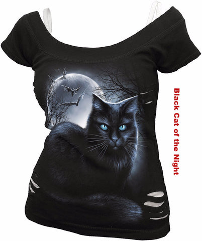 Dark Kitty Women's Collection