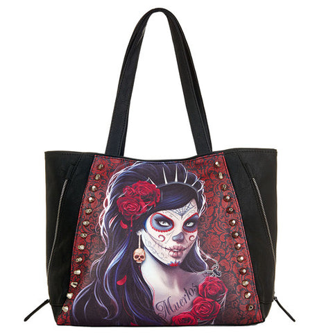Gothic Blood Roses Bag