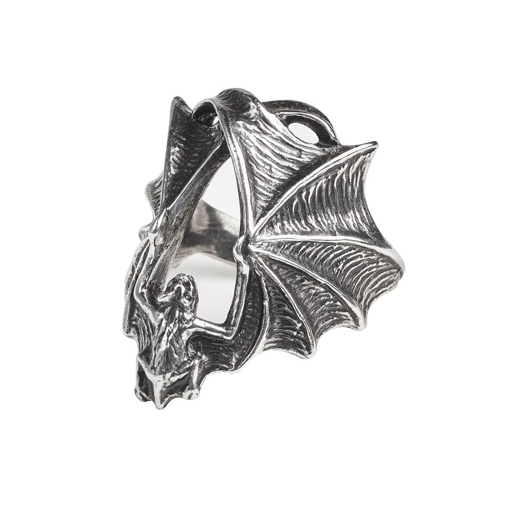 Bold Bat Ring