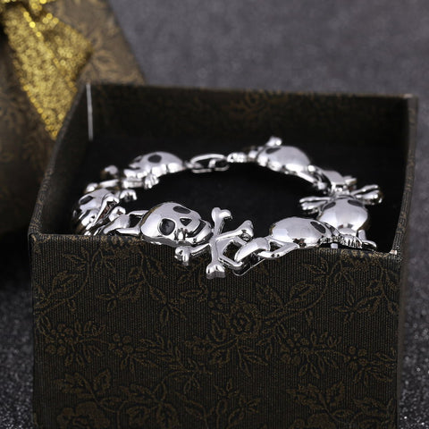 Ultimate Skull Bracelet Collection