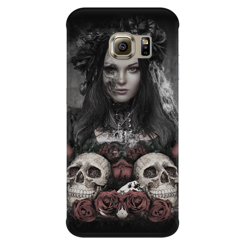 The Lady Skull Case