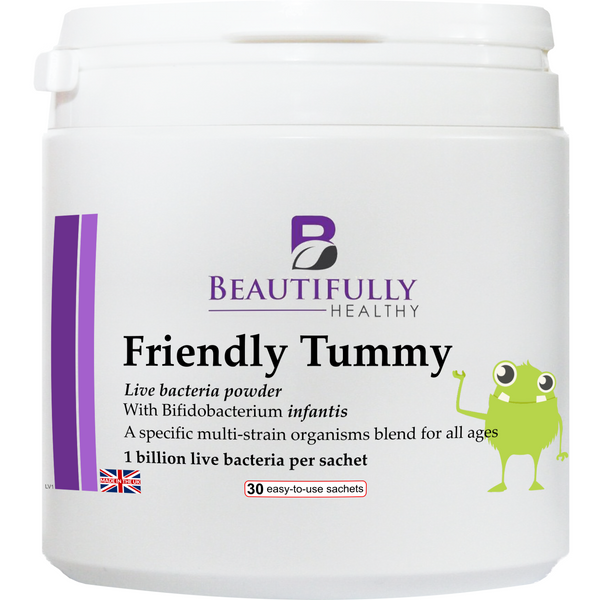 Friendly Tummy - Beautifully Healthy