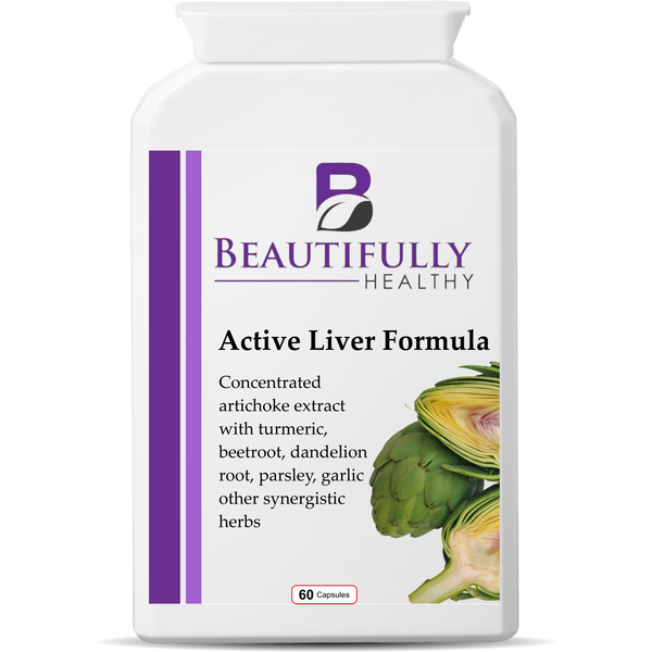 Active Liver Formula - Beautifully Healthy