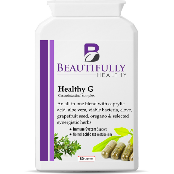 Healthy G - Beautifully Healthy