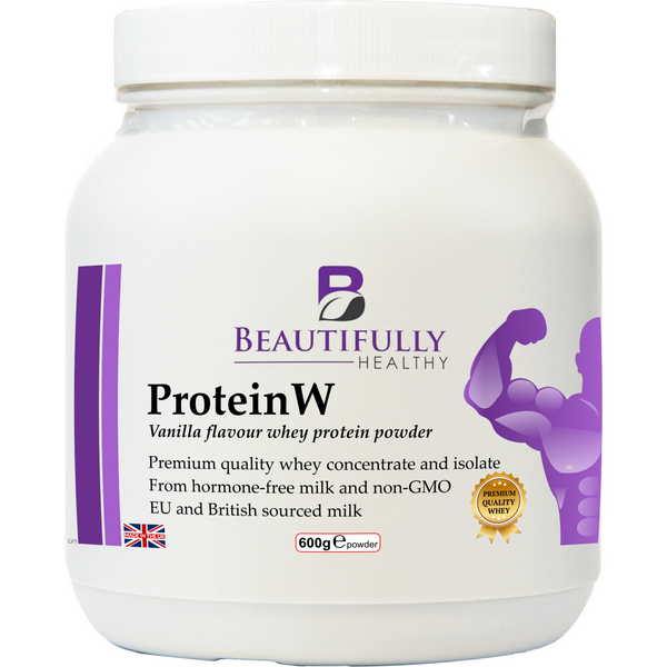 Protein W - Beautifully Healthy